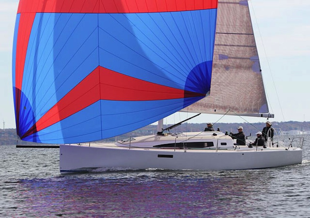 Brand new sailing yachts at London 2016