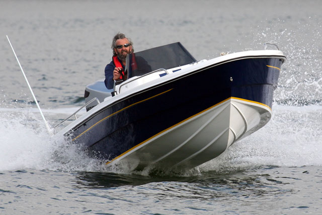 Salcombe Flyer 530Sport: a dynamic performer