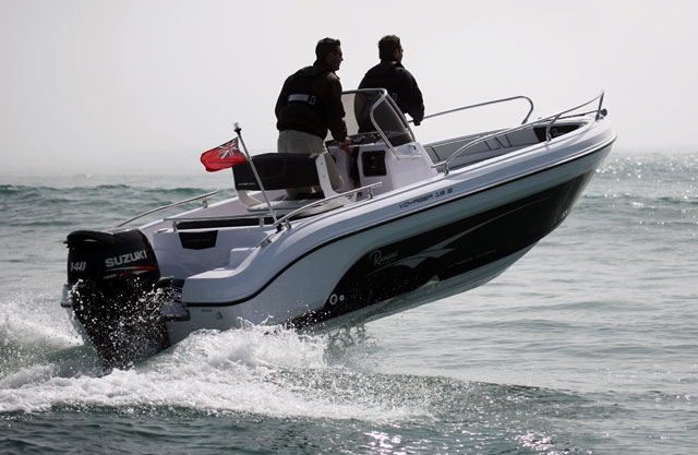Ranieri Voyager 19S review