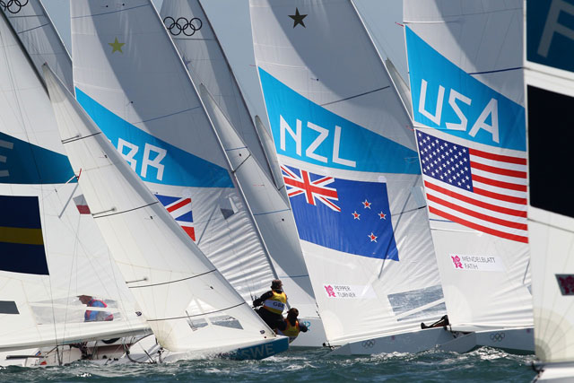 UK Olympic Sailing medal predictions 2016
