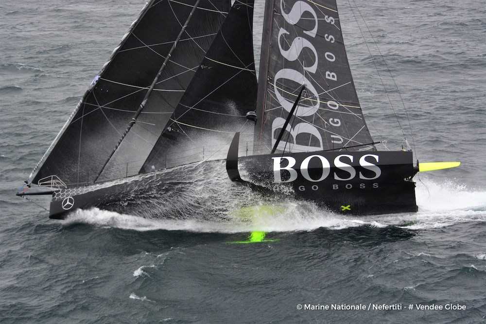 Vendee Globe 2017: leaders at record pace