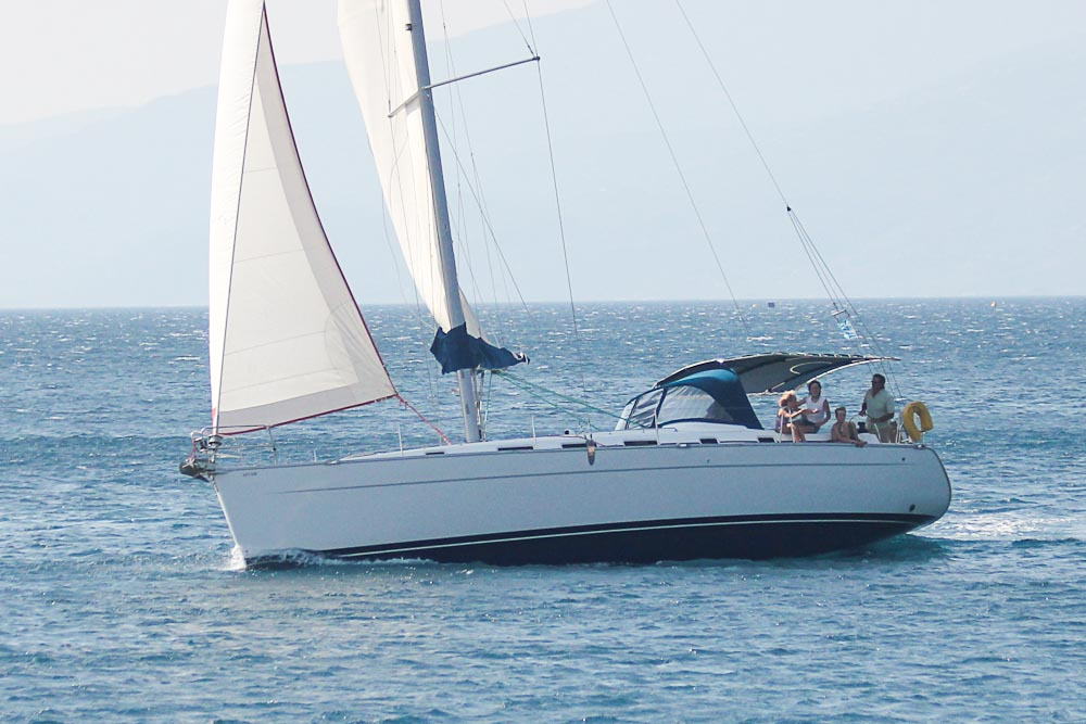 7 top charter yachts for sailing holidays