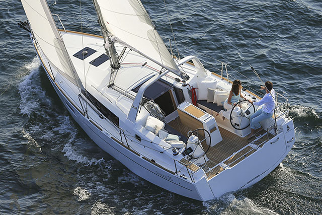 Beneteau Oceanis 35: cruiser of your choice