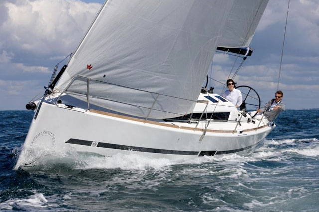Dufour 36: clever high performer