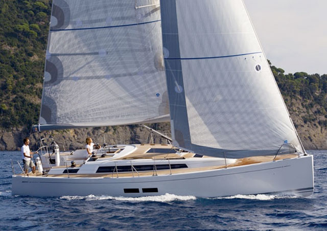 Grand Soleil 39: nifty, charming and fast