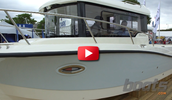 First Look Video: Quicksilver 755
