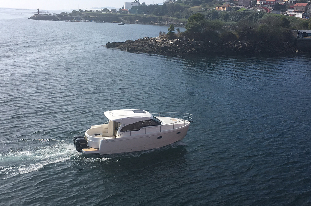 Rodman Spirit 31 review