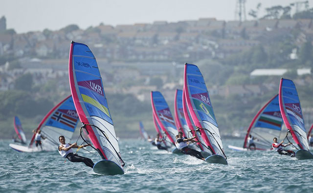 Windsurfing reinstated for Rio 2016