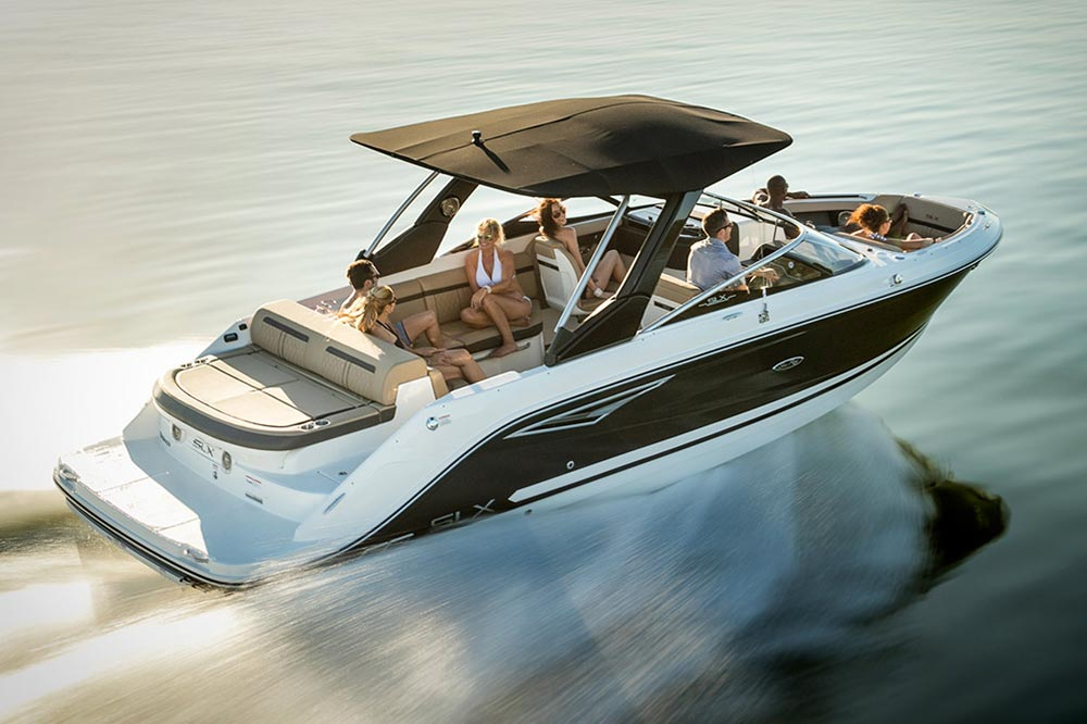 Sea Ray 280 SLX: First Look Video