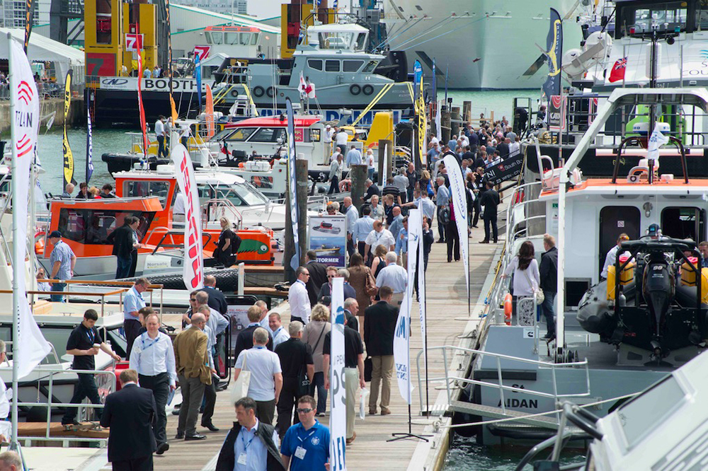 20th Seawork: what's new and interesting