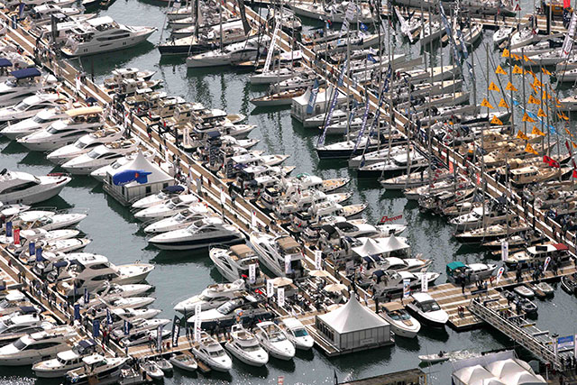Boat show guide: make the most of your day