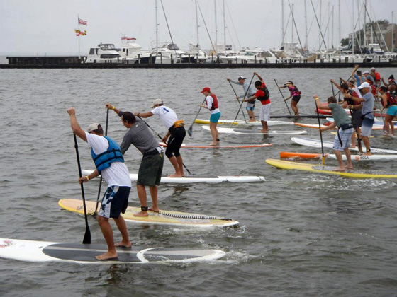 Stand Up Paddleboards: SUP for fun and fitness