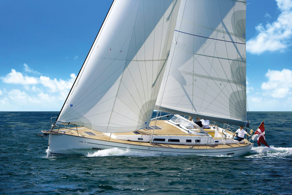 X-Yachts Xc 45 review