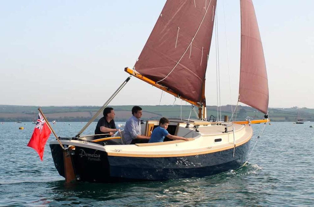 Cornish Shrimper 21 review