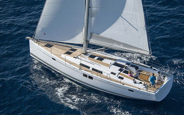Hanse 505 review